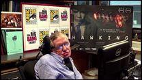 Comic-Con 2013 Özel Video (Stephen Hawking)
