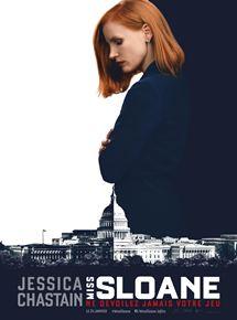 Bayan Sloane – Miss Sloane izle