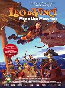 Leo Da Vinci: Mona Lisa Macerası