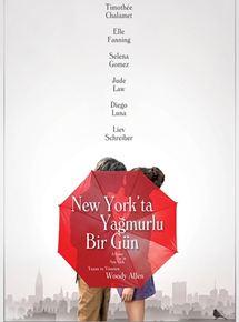 A Rainy Day in New York – New York'ta Yağmurlu Bir Gün Turkce Dublaj izle