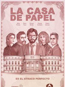 La Casa de Papel: 4. Kısım Tanıtım Fragmanı