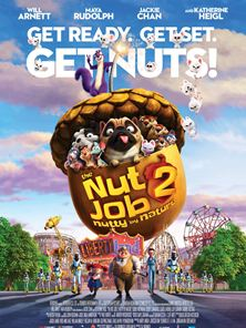 The Nut Job 2: Nutty by Nature Orijinal Fragman
