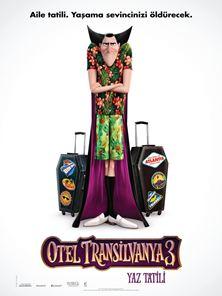 Otel Transilvanya 3: Yaz Tatili Orijinal Fragman (2)