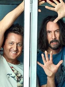 Bill & Ted Face The Music Fragman