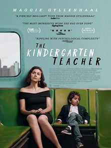 The Kindergarten Teacher Orijinal Fragman