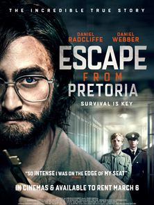Escape from Pretoria Orijinal Fragman