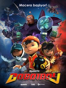 BoBoiBoy: The Movie Dublajlı Fragman