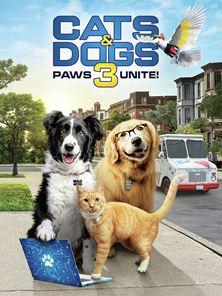 Cats & Dogs 3: Paws Unite Orijinal Fragman