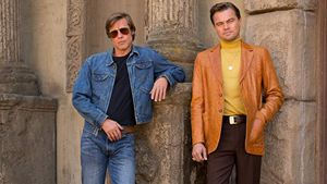 """""""Once Upon A Time In Hollywood""""dan Poster!"""