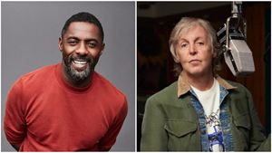 Idris Elba, BBC İçin Paul McCartney