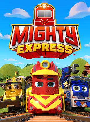 Mighty Express - Sezon 3
