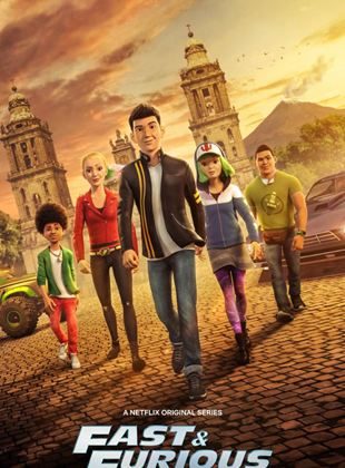 Fast & Furious: Spy Racers - Sezon 4