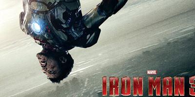 Iron Man 3 Karakter Posterleri!
