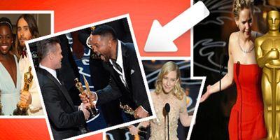 2014 Oscar Ödüllerini Kazananlar!