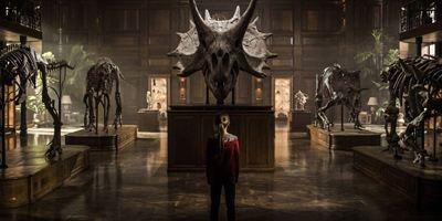 Jurassic World'den Yeni Set Fotoğrafları Geldi