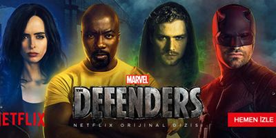 Yakın Plan: The Defenders