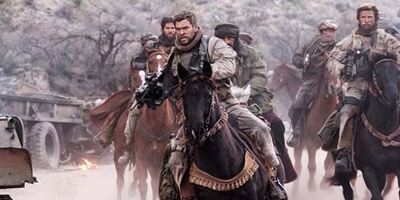 "Chris Hemsworth'lü ""12 Strong"" Filminden Fragman Geldi!"