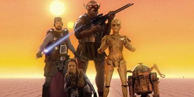 Luke Skywalker'dan Hain Kostok'a: Star Wars Konsept Fragmanı!