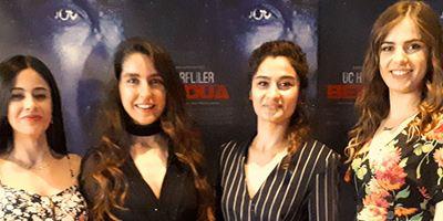 Üç Harfliler: Beddua'nın Güzelleri ile Konuştuk