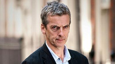 12. Doktor Peter Capaldi'den Kostümlü İlk Kare