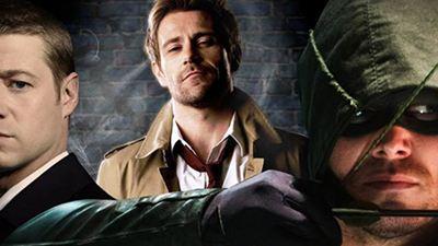Arrow, Gotham ve Constantine'den Yeni Fragmanlar
