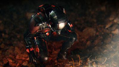 Ant-Man Cephesinden Yeni Fotoğraflar!