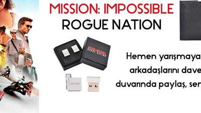 Mission: Impossible - Rogue Nation'dan Çok Özel Hediyeler