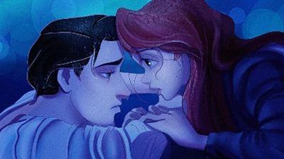 Disney Karakterlerini Titanik'in Efsane Sahnelerinde Görmeye Ne Dersiniz?