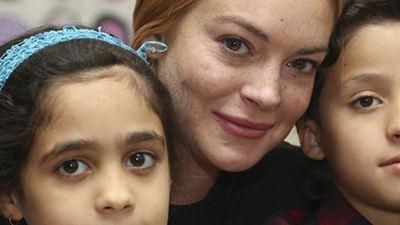 Lindsay Lohan'ın Türkiye Turu Devam Ediyor!