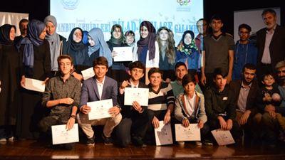 Liseli Gençler İstanbul'un Şehirlerini Film Yaptı!