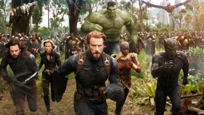 """""""Avengers: Sonsuzluk Savaşı"""" Kahramanları Bir Arada!"""