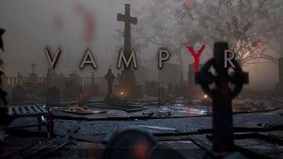 'Vampyr' Oyunu Ekrana Uyarlanıyor