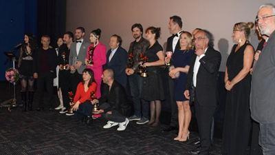 18. Uluslararası Frankfurt Türk Film Festivali'nin Ödül Töreni Gerçekleşti!