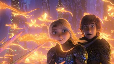 "ABD Box Office'inin Zirvesinde ""How To Train Your Dragon: Hidden World"" Var!"