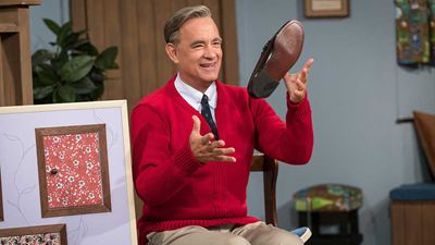 "Tom Hanks'li ""A Beautiful Day In The Neighborhood""dan Yeni Görsel!"