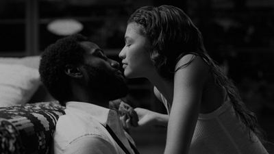 Zendaya ve John David Washington, Sam Levinson ile Gizlice Film Çekmiş!