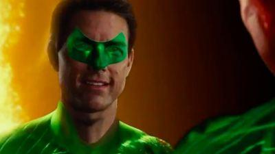 Ryan Reynolds, Green Lantern'a Tom Cruise'u Ekledi