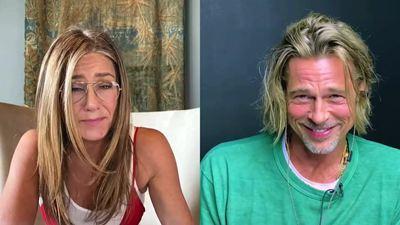 Brad Pitt ve Jennifer Aniston, 'Fast Times at Ridgemont High' Bağış Etkinliğinde Bir Araya Geldi