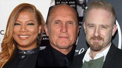 """Queen Latifah, Robert Duvall ve Ben Foster, """"Hustle"""" Kadrosunda!"""