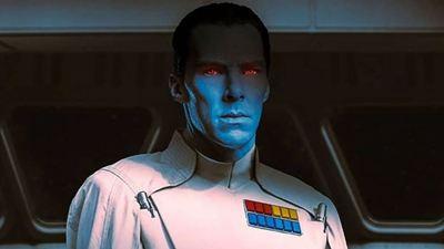 """Benedict Cumberbatch, """"The Mandalorian""""da General Thrawn'ı Oynasaydı Nasıl Olurdu?"""