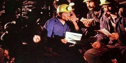 Maden Ocağından Filmler..