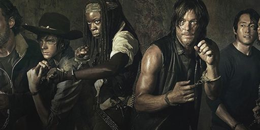 Walking Dead'den Önce Neredeydiler?