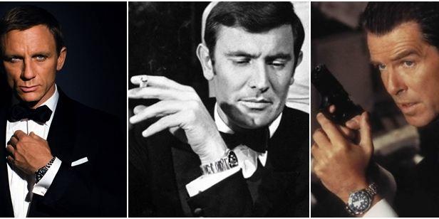 James Bond ve Favori Saatleri!