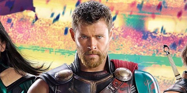 """Thor: Ragnarok"" Setinden Yeni Kareler!"