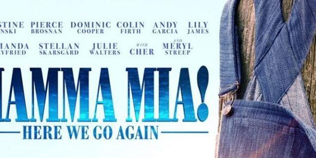 """""""Mamma Mia: Here We Go Again!""""in İlk Fragmanı Yayında!"""