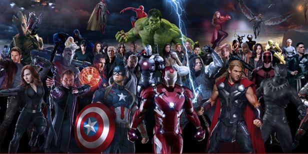 Marvel Sinematik Dünyasının Evreleri!