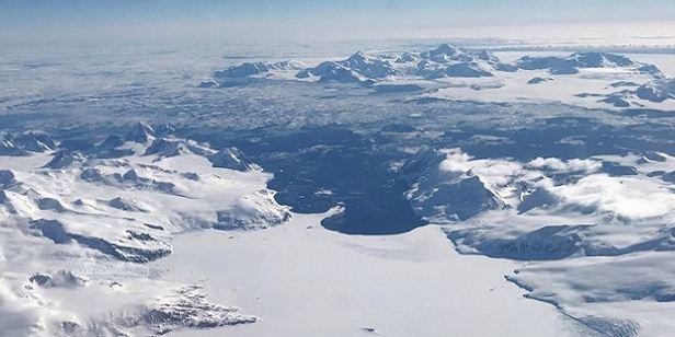 Antarktika'da Geçen Gerilim Dizisi 'Beneath'in Hazırlıkları Başladı