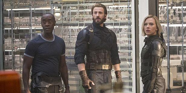 """""""Avengers: Infinity War""""un IMAX Posteri Huzurlarınızda!"""