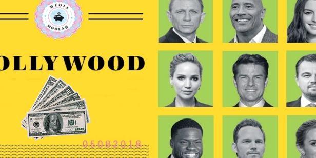 Hollywood Yıldızlarının Maaş Çekleri Ne Kadar?