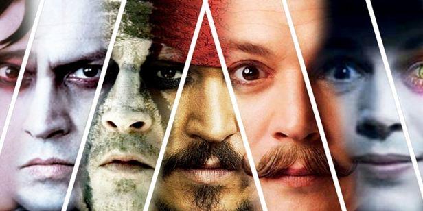Johnny Depp'in Her Haline Dönüşebilen Makyaj Sanatçısı!